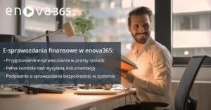E-sprawozdania finansowe w enova365